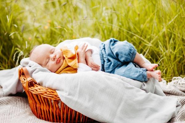Newbornshooting Werl Wickede Ense